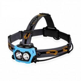 Fenix HP40F Utilizes LED headlamp Cree XP-E2 M3 LED and XP-G2 R5 LED headlamp