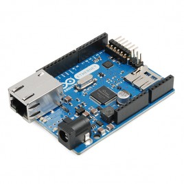 Arduino Ethernet w/o PoE Boards
