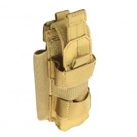 Nitecore NCP30 Holster Case Belt Velcro Pouch for LED Flashlight