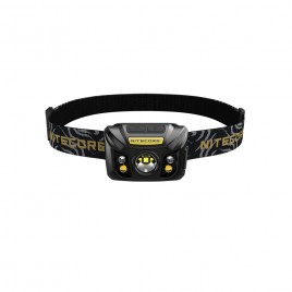 Nitecore NU32 CREE XP-G3 S3 LED 550 Lumen LED Rechargeable Headlamp with White and Red Beams