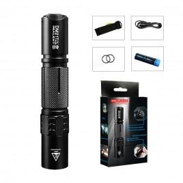 IMALENT DM21T Cree XP-L HI 1000 Lumens LED Flashlight (1*18650)