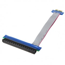 1X To 16X PCI-E Extension Cable Riser Extender Card