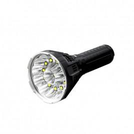 New IMALENT MS12 Max 53000-lumens 12*Cree XHP70 LED high performance LED flashlight