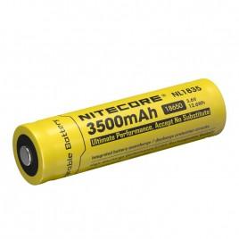 Nitecore NL1835 3.6V 3500mAh 18650 Battery Protected Li-ion Battery(1pc)