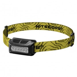 Nitecore NU10 LED Headlamp 5 high performance LEDs Lightweight portable