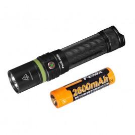 Fenix UC30 2017 Rechargeable Flashlight Cree XP-L HI V3 LED 1000 Lumens